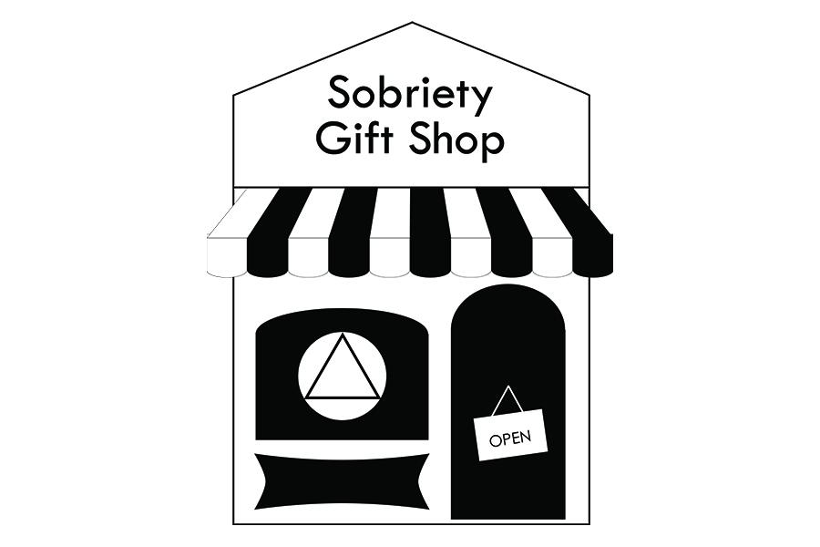 Sobriety Gift Shop
