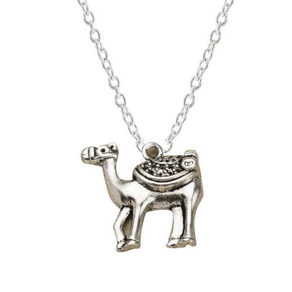 Charm necklace - The Camel