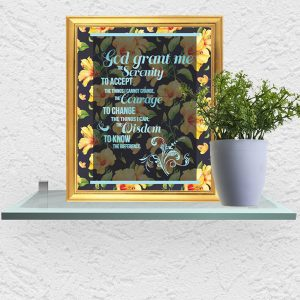 Instant Download Serenity Prayer