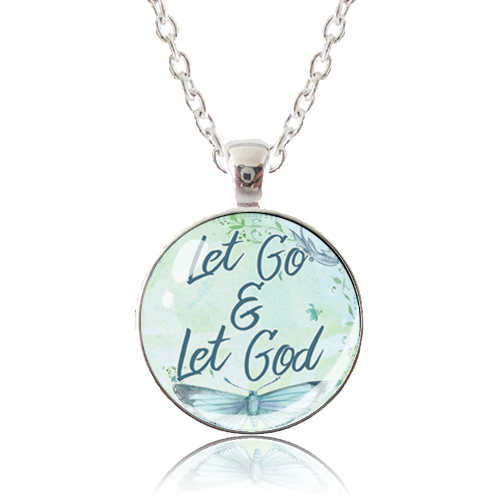 Butterfly Bliss - Let Go and Let God